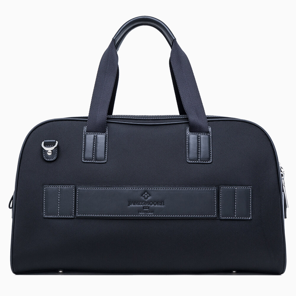 JMNY Atlas travel bag black nylon