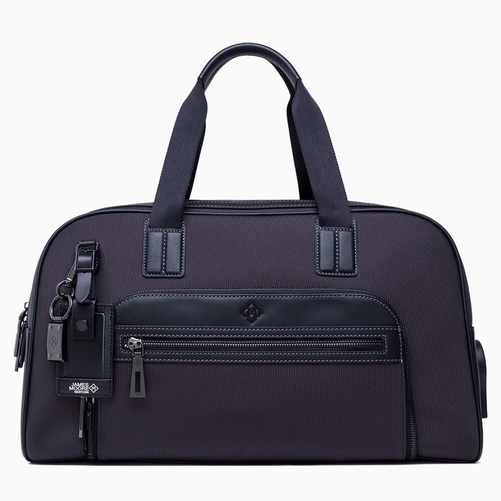 JMNY Atlas travel bag in charcoal grey