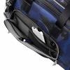 JMNY atlas travel bag navy blue camouflage