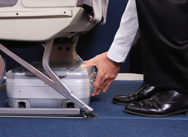 Carry-on Luggage That Will Easily Fit Under The Seat