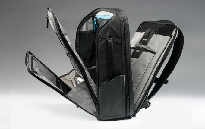 Multiple Compartments Travel Bag