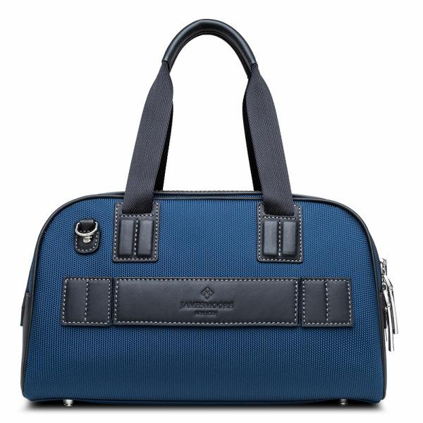 Atlas Mini Travel Bag Blue_back