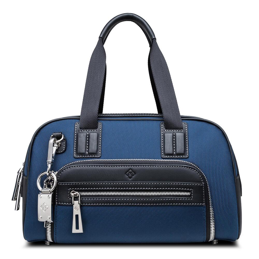 Atlas Mini Travel Bag Blue_front