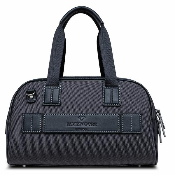 Atlas Mini Travel Bag Grey_back