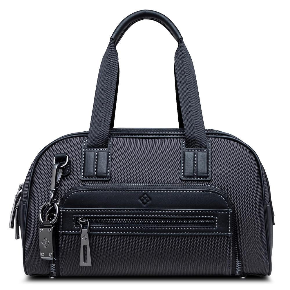 Atlas Mini Travel Bag Grey_front