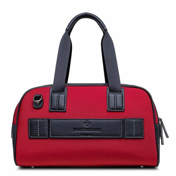Atlas Mini Travel Bag Red_back