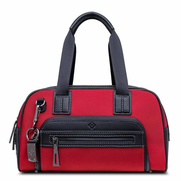 Atlas Mini Travel Bag Red_front