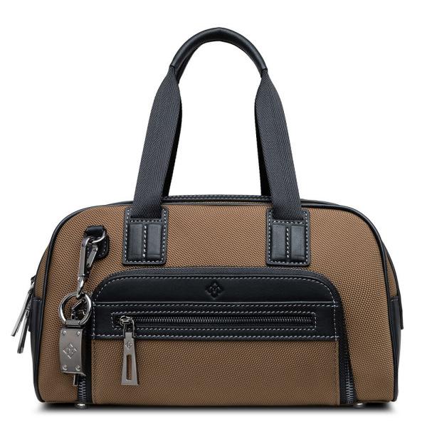 Atlas Mini Travel Bag Tan_front
