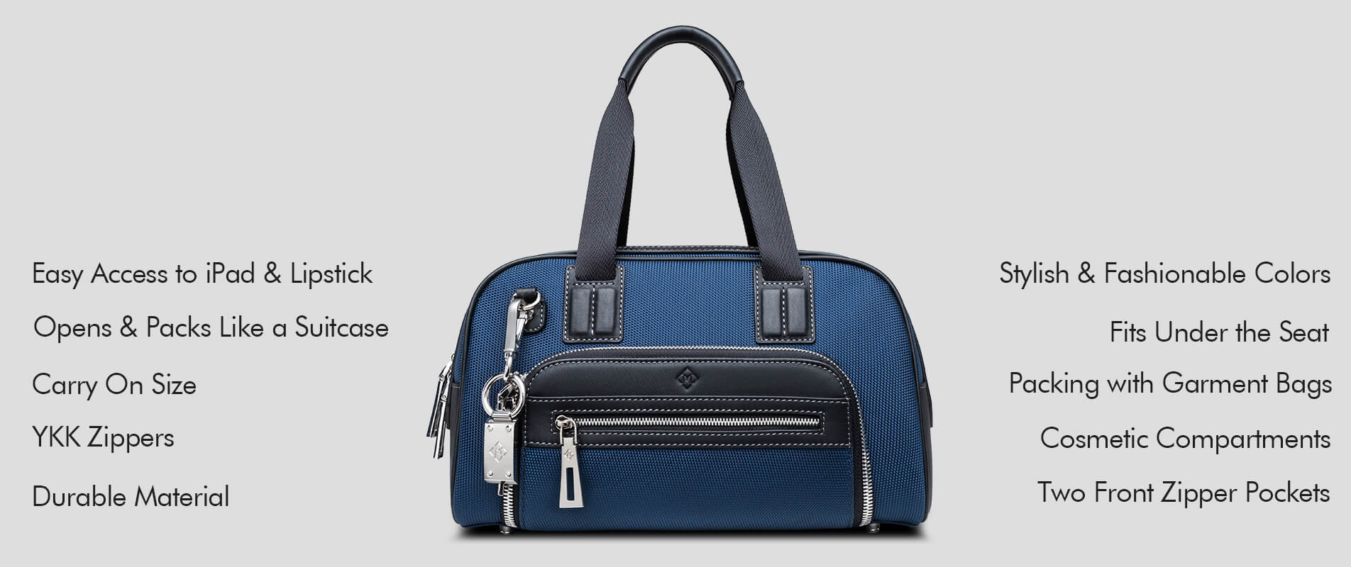 The Most Functional Mini Travel Bag