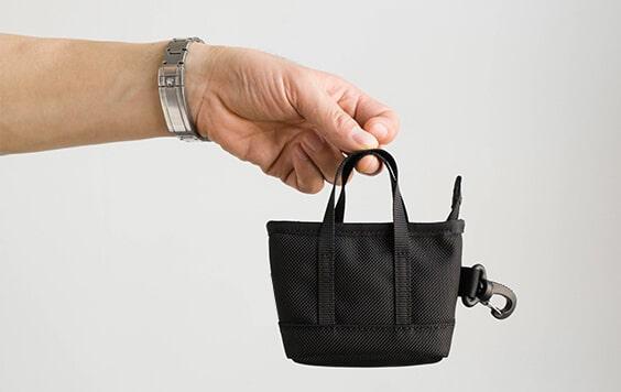 Atlas Travel Bag & Kyoto Mini Cate Tote Bag 2